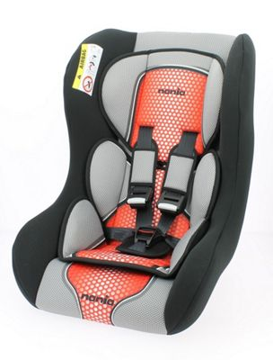 Nania Trio Pop Car Seat, Group 0-1-2, Red