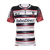 BLK Sport Melbourne Rebels Super Rugby Home Jersey 2015 - White