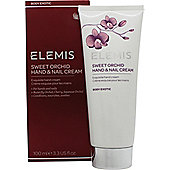 Elemis Sweet Orchid Hand and Nail Cream 100ml