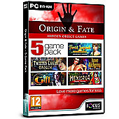 Origin and Fate 5 Game Pack - PC