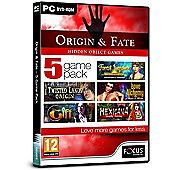 Origin and Fate 5 Game Pack - PC