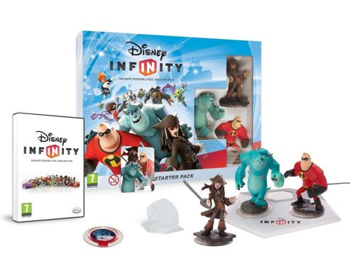 Infinity Starter Pack Ps3