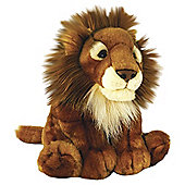 Keel Toys 30cm African Lion Soft Toy