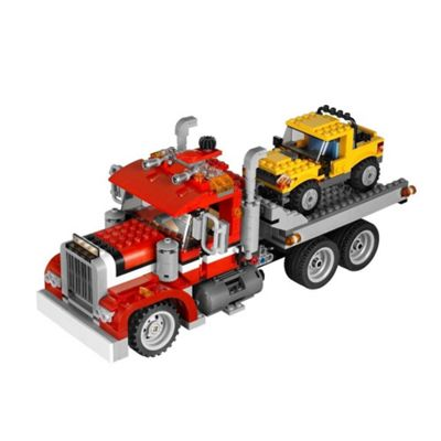 LEGO Creator 3 in 1 Highway Pickup Truck 7347