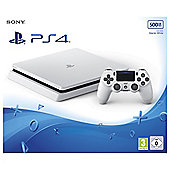 PlayStation 4 500GB E Chassis Console – White