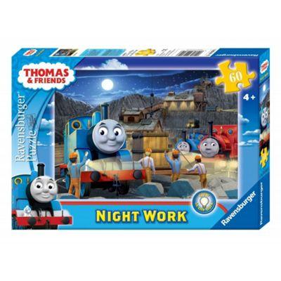 Thomas Night Work - 60pc Puzzle