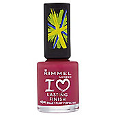 Rimmel London I Love Lasting Finish Nail Polish 404 Ballet Pump Perfection