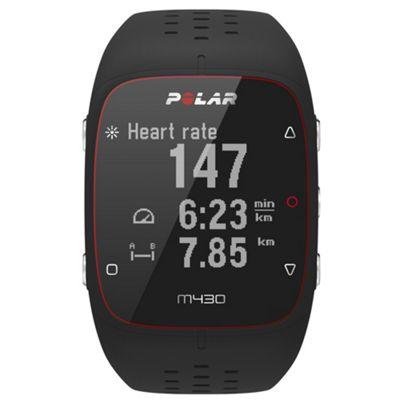 Polar M430 GPS Running Sports Watch Activity Tracker + Heart Rate - Black