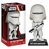 Funko Wacky Wobbler Star Wars E7: First Order Snowtrooper