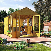 BillyOh Holly Tongue and Groove 12x8 T&G Apex Summerhouse