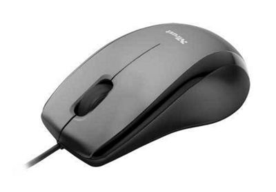 Trust MI-2275F Mouse - Optical - Cable - 3 Button(s)