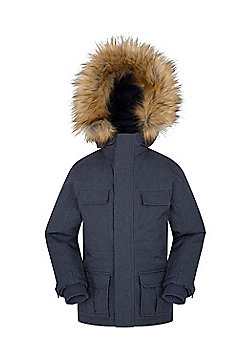 Zakti Kids Polar Down Jacket - Blue