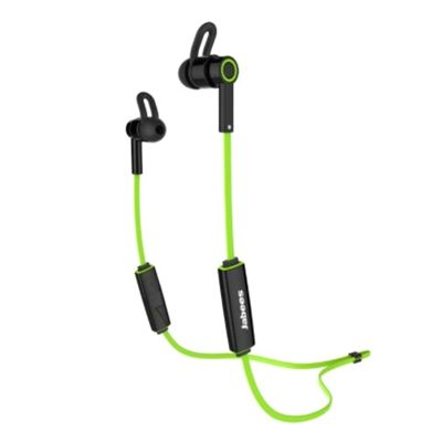 Jabees Obees Wireless Bluetooth Earphones - Green