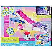 Zhu Zhu Pets Hamster House Playset - Spinmaster 6037944