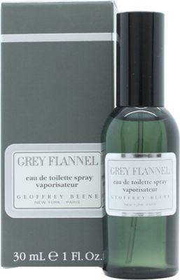 Geoffrey Beene Grey Flannel Eau de Toilette (EDT) 30ml Spray For Men