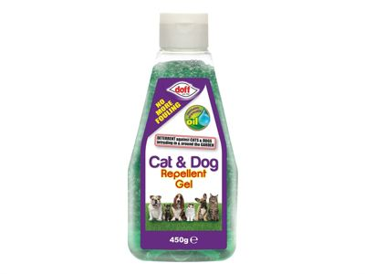 DOFF Cat & Dog Repellent Gel 450g
