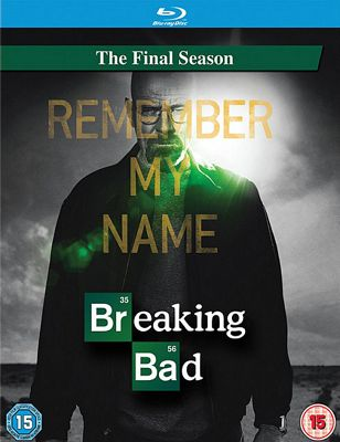Breaking Bad: The Final Season (Blu-ray Boxset)