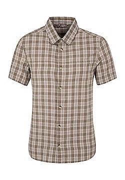 Mountain Warehouse Weekender Mens Shirt - Green