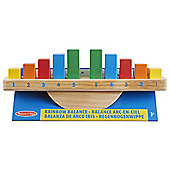 Melissa & Doug Rainbow Balance Toy
