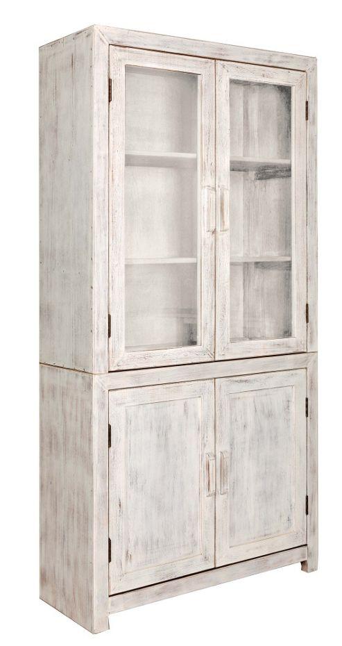 Home Essence Portobello Display Cabinet