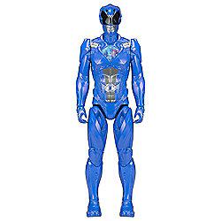 Power Rangers Movie Blue Ranger 30cm Action Figure