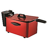 Morphy Richards Red Pro Fryer 3L