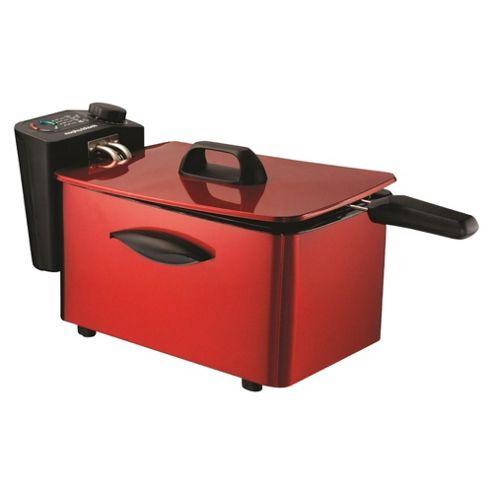 Morphy Richards Red Pro Fryer 3L