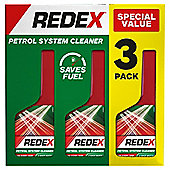 Redex Petrol 3 Pack