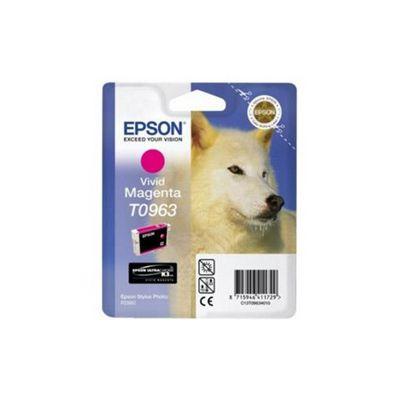 Epson UltraChrome Magenta Ink Cartridge C13T09634010