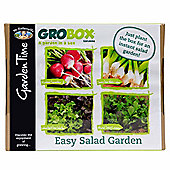 Mr Fothergill's GroBox - Easy-to-Sow Salad Garden