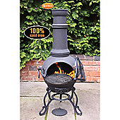 Toledo Large BLACK, BBQ Grill, Mail Order