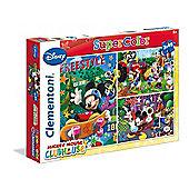 MMCH - Super Colour - 3 x 48pc Puzzle