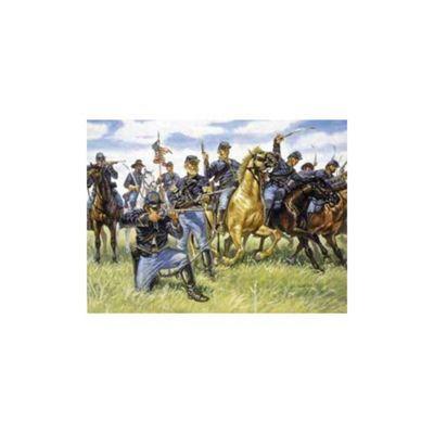 American Civil War - Union Cavalry - 1:72 Scale - 6013 - Italeri