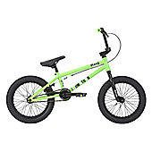 "Haro Downtown 18"" Wheel BMX Bike Gloss Lime"