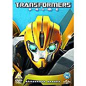 Transformers Prime - Season 1 Part 2 DVD