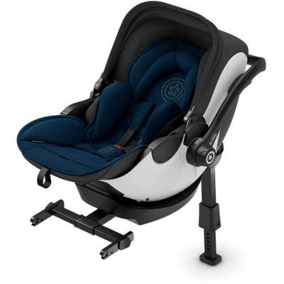 Kiddy Evo Luna i-Size 2 Car Seat & Base (Mountain Blue)