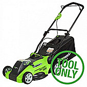 Green works G40LM40 40v 40cm Lawm Mower (TOOL ONLY)
