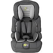 KinderKraft Comfort Up Group Group 1,2,3 Car Seat (Grey)