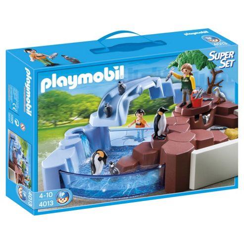 Playmobil Super Sets Penguin Pool