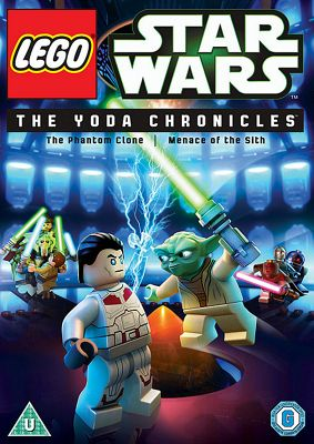 Star Wars Lego - The Yoda Chronicles