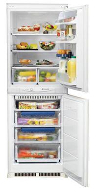 Hotpoint HM 325 FF.2 Integrated Fridge Freezer - White