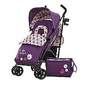Obaby Zeal Stroller Bundle - Little Cutie
