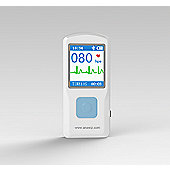 Portable Handheld Single Channel ECG / EKG Machine CE Certified
