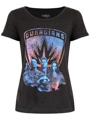 Guardians Of The Galaxy Women's T-shirt, Grey