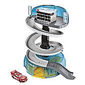 Cars 3 Spiral Garage
