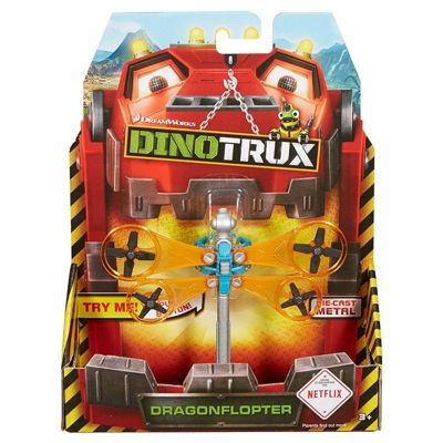 Dreamworks Dinotrux Dragonflopter