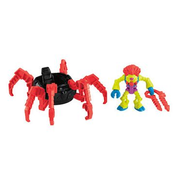 Fisher-Price Imaginext - Iron Crab Figure and Vehicle