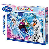 Disney Frozen 250-Piece Jigsaw Puzzle
