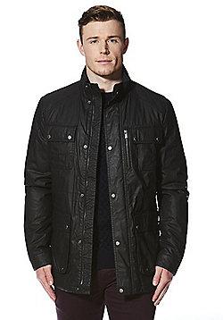 F&F Shower Resistant Jacket - Black