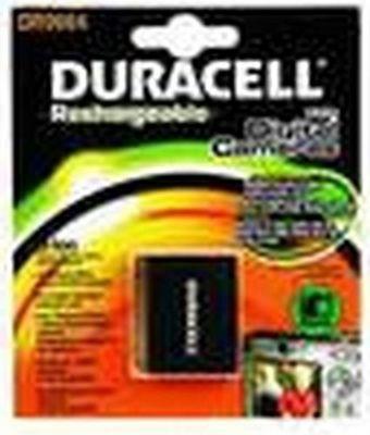 Duracell Digital Camera Battery 3.7v 900mAh Lithium-Ion (Li-Ion)